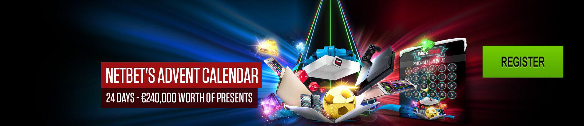 netbet advent kalender banner promoties