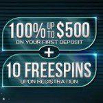 NetBet Vegas bonus