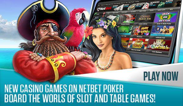 netbet poker casino games