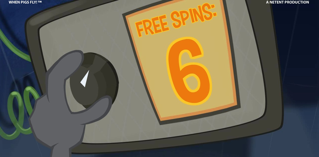 amsterdam casino free spins when pigs fly