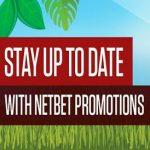 NetBet promoties