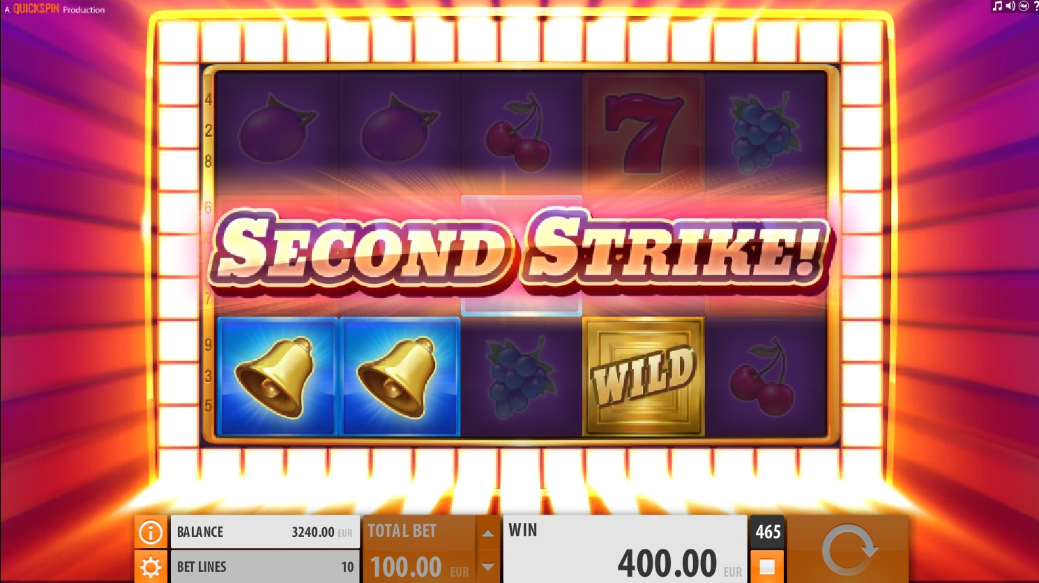 Second Strike - Mobil6000