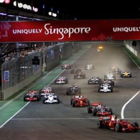 wedden op formule1 grand prix singapore