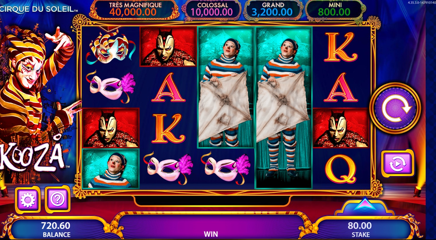 kooza casino