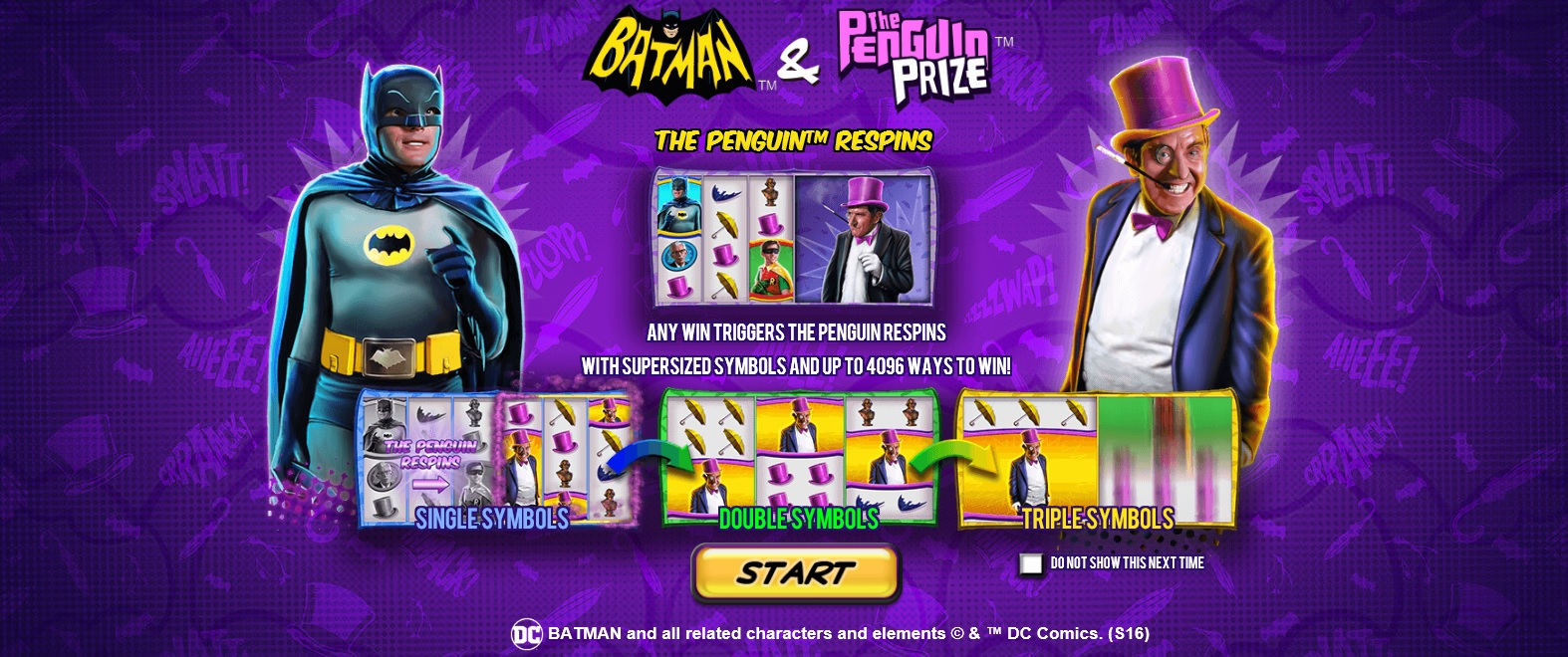 batman casino