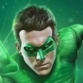 Green Lantern gokkast