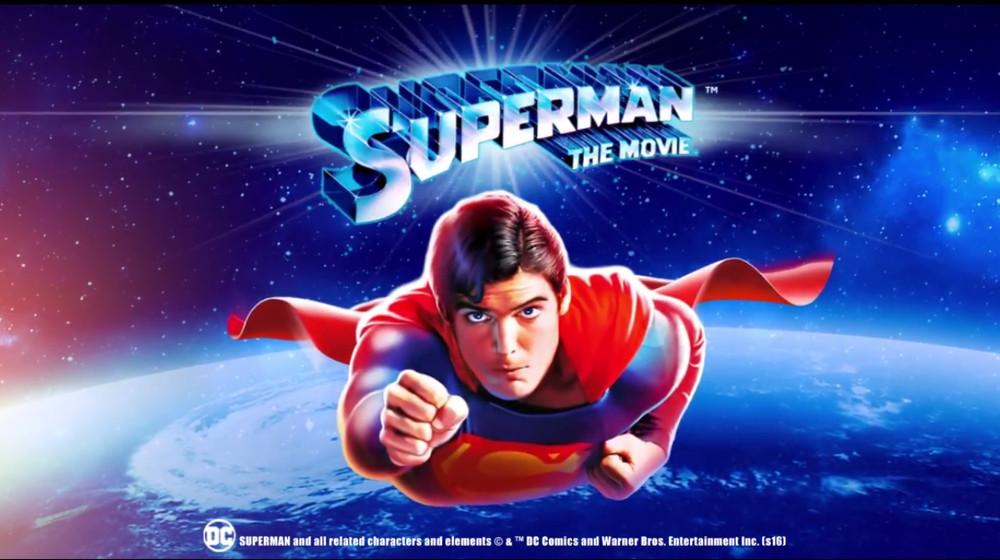 superman the movie gokkast