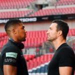 Wedden op Anthony Joshua vs Wladimir Klitschko