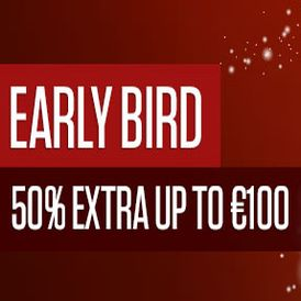NetBet Vegas Early Bird Bonus