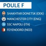 Wedden op Shakhtar Donetsk-Feyenoord