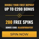 NetBet Black Friday bonus