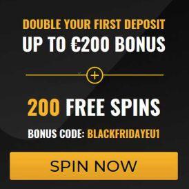 NetBet Black Friday bonus