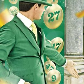 Mr Green Keno