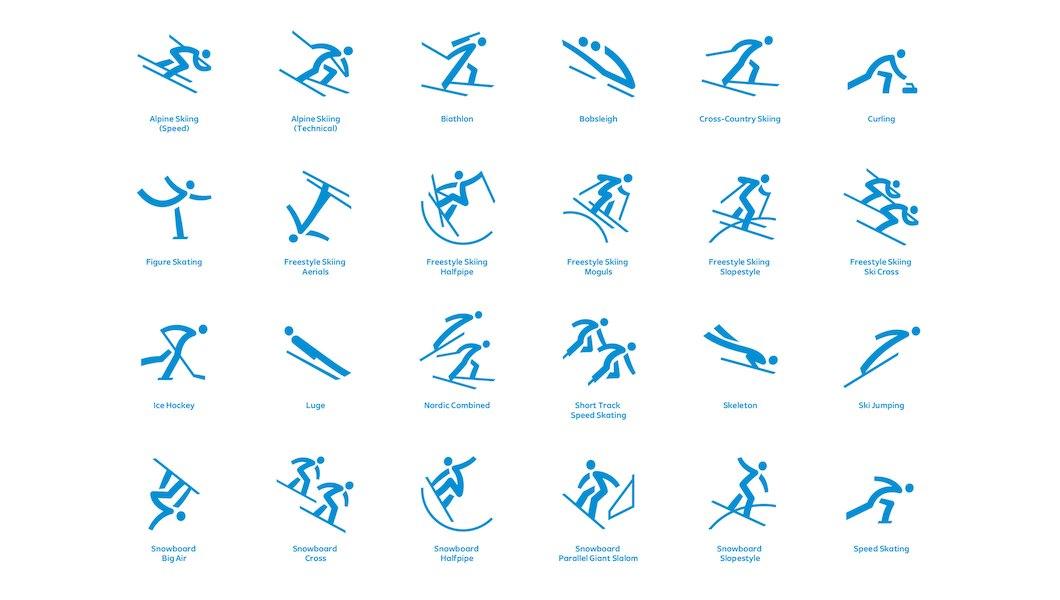 pyeongchang 2018 sporten