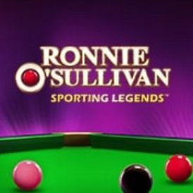 Ronnie O'Sullivan: Sporting Legends gokkast