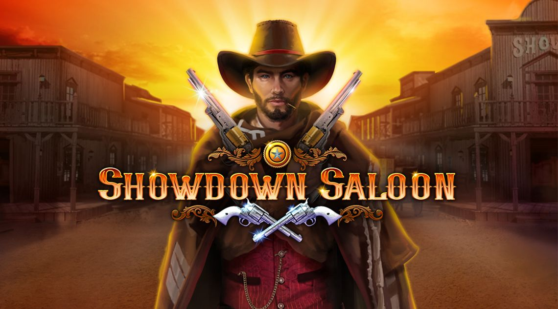 Showdown Saloon gokkast Microgaming