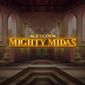 Mighty Midas gokkast Age of the Gods Playtech