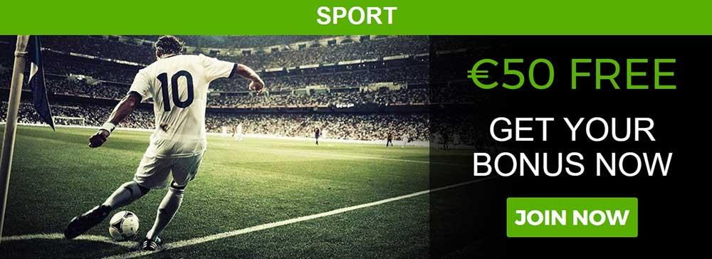 NetBet Sports bonus